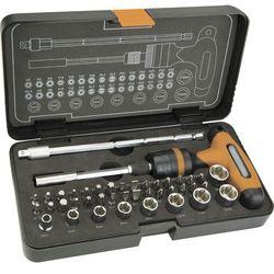 Zestaw kluczy NEO 08-709 1/4 cala (42 elementy)