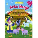 Czytaj i baw się Arka Noego - 35% rabatu na drugą książkę! (9788381010474)