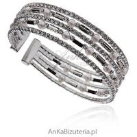 Biżuteria ślubna bransoletka marki Anka biżuteria