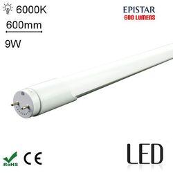 LED 60CM T8 9W 6000K SC Świetlówka LED zimna 600mm G13 o mocy 9W 600 lumenów 6000K - sprawdź w Avde.pl