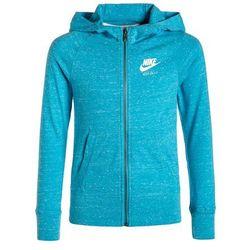 Nike Performance GYM VINTAGE Kurtka sportowa omega blue/sail od Zalando.pl