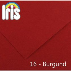 Brystol  Iris A3/185g burgundowy 50ark., Canson z MaxiBiuro