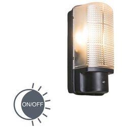 Lampa zewnętrzna Mossa z czujnikiem zmierzchu z kategorii Lampy ścienne