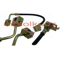 Tylny środkowy giętki przewód hamulcowy Jeep Liberty 2002-2005 52128310AA