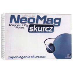 NeoMag Skurcz tabl. x 50 (lek Witaminyi minerały)