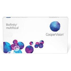 Biofinity Multifocal 3 szt. typ D z kategorii Soczewki kontaktowe