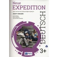 Neue Expedition Deutsch 3+ Zeszyt ćwiczeń (9788326225284)