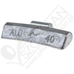 Ciężarki do felg aluminiowych Fivestars nabijane ołowiane 40g - 40g