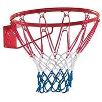 Obręcz do koszykówki z siatką Dunlop