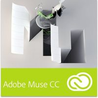Adobe Muse CC Multi European Languages Win/Mac - Subskrypcja (12 m-ce)