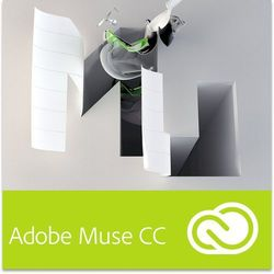 muse cc multi european languages win/mac - subskrypcja (12 m-ce) od producenta Adobe