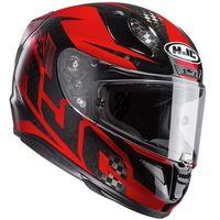 KASK HJC R-PHA-11 CARBON LOWIN BLACK/RED
