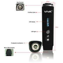 Airis Viva vaporizer