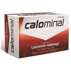 Calominal 60 tabletek (artykuł z kategorii Tabletki na odchudzanie)