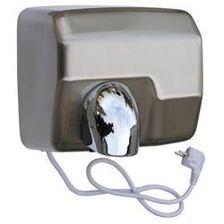Elektryczna suszarka do rąk STARFLOW - obudowa metalowa, STAL MATOWA