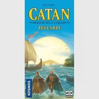 Galakta Catan: żeglarze 5/6 graczy  (5902259201236)