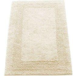 Cawo Dywanik łazienkowy 100 x 60 cm kremowy (4011638739169)