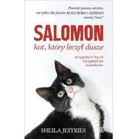 Salomon. Kot, który leczył dusze, Amber