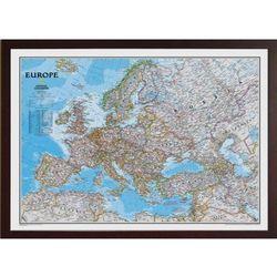 Europa Polityczna Classic mapa ścienna na podkładzie korkowym National Geographic - sprawdź w ArtTravel.pl