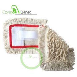 Mop bawełniany kieszeniowy z tasiemką 40cm marki Ceg