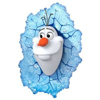 Philips  lampka 3d olaf
