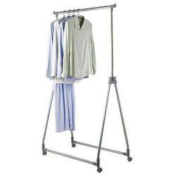 Wieszak na ubrania - szafa na kółkach, marki Wenko