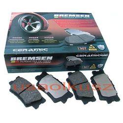 Tylne CERAMICZNE klocki hamulcowe Toyota RAV4 2006-2011, kup u jednego z partnerów