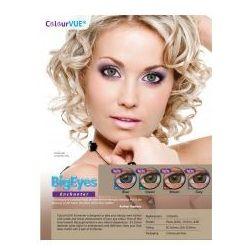 Colourvue bigeyes enchanter 15mm - 2 sztuki + płyn 360ml od producenta Maxvue vision