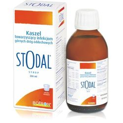 Stodal syrop 200 ml (Homeopatia)