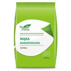 Mąka kukurydziana BIO 1 kg - Bio Planet - produkt z kategorii- Mąki
