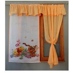 Kasandra Firanka + panel 150x300 do pokoju dziecka bajki disneya