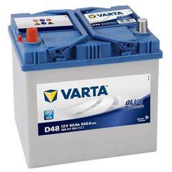 Akumulator 60Ah 540A L+ Varta Blue D48 Japan