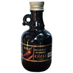 Olej paprykowy, pikantny lub łagodny 250ml, marki 1
