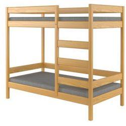 Łóżko piętrowe dziecięce Wanda 160x70