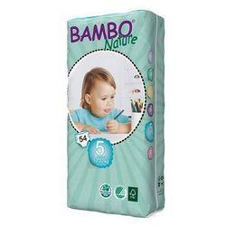 Abena Bambo nature junior 12-22kg, 54szt., kategoria: pieluchy jednorazowe