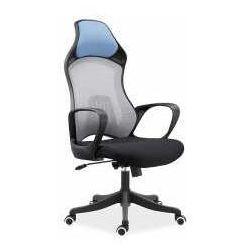 Fotel q-218 czarno-szary - zadzwoń i złap rabat do -10%! telefon: 601-892-200 marki Signal meble