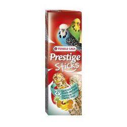 VERSELE-LAGA Prestige Sticks Budgies Exotic Fruit 60 g Kolby Owocowe Dla Papużek Falistych- RÓB ZAKUPY I ZBIERAJ PUNKTY PAYBACK - DARMOWA WYSYŁKA OD 99 ZŁ (5410340223093)