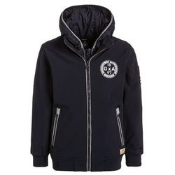 Gaastra WORM Kurtka przeciwdeszczowa navy z kategorii kurtki dla dzieci