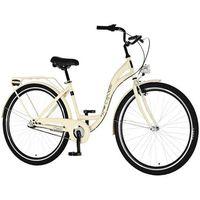 Rower DAWSTAR Citybike S3B Cappucino + Odjazdowa oferta cenowa! + 5 lat gwarancji na ramę! + DARM