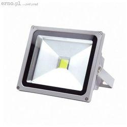 Naświetlacz LED XHF 30 W 230V 3500K 120 st. COB IP65 Ciepła Biel ERNO - produkt z kategorii- świetlówki