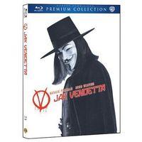 V jak Vendetta (Blu-Ray), Premium Collection - James McTeigue z kategorii Sensacyjne, kryminalne