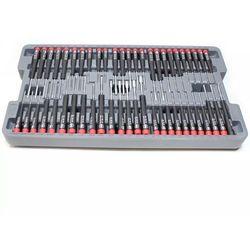Zestaw wkrętaków dla elektroników i mechaników 51 szt. Wiha 40350 płaski, krzyżakowy Phillips, wewnętrzny sześciokąt, zewnętrzny sześciokąt, TORX (4010995403508)