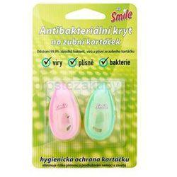 White Pearl Smile pojemnik antybakteryjny do szczoteczki do zębów + do każdego zamówienia upominek. (lek �