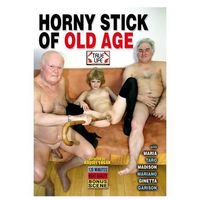 Horny stick of old age - dvd