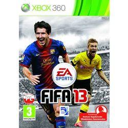 Gra FIFA 13 z kategorii: gry XBOX 360