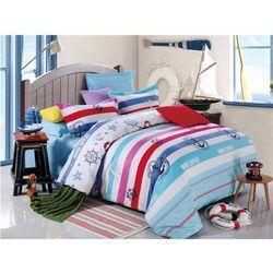 Strefa bawełny Komplet pościeli bawełnianej dla dzieci 160 x 200 cm - mk6