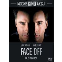 Face off - Bez twarzy (DVD) z kategorii Filmy przygodowe