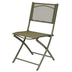 Krzesło GoodHome Saba zielone (5059340137025)
