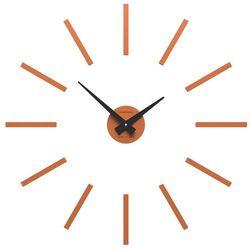 Zegar ścienny Pinturicchio mały CalleaDesign terakota