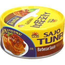150g tuńczyk kawałki w sosie bbq wyprodukowany przez Sajo